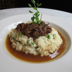 Satis Bistro - Oxtail Risotto